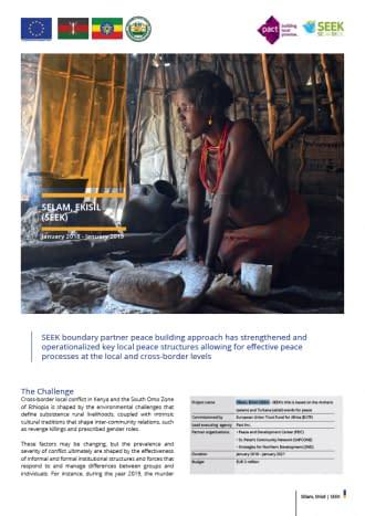 Summary Annual Report for 2018/2019: SElam, EKisil (SEEK) (SEEK)