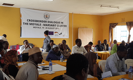 Bottom-Up Cluster Discussions on Drought Resilience in 2019