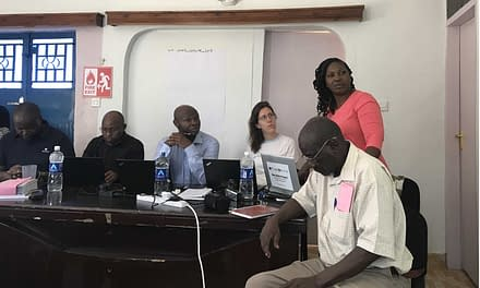 Cross-border coordination meetings in Ethiopia and Kenya to promote peace building and conflict management.