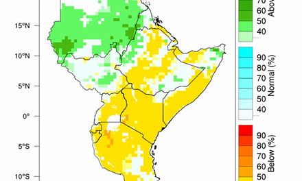 La Niña: forecasted drier than usual season poses risks to crops and livestock in some parts of the region
