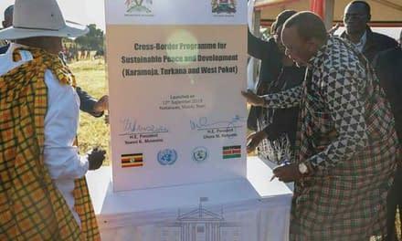 Kenya, Uganda sign pact to end cross-border conflicts between Turkana, Pokot and Karamoja