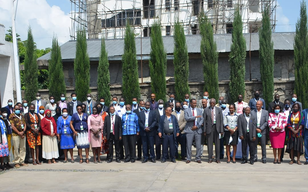 IGAD organises share fair to share good practices in mainstreaming gender in cross-border resilience interventions