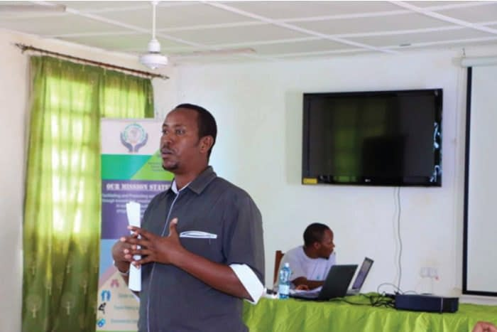 From hard beginnings a youth peace initiative in Kenya thrives with Pact and USAID support