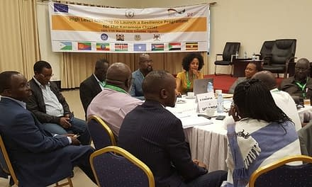 Karamoja Cluster (IGAD Cluster I) launches cross-border investment plan on drought resilience