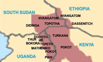 A Cross-border cooperation framework to facilitate the development of the Karamoja ecological zone