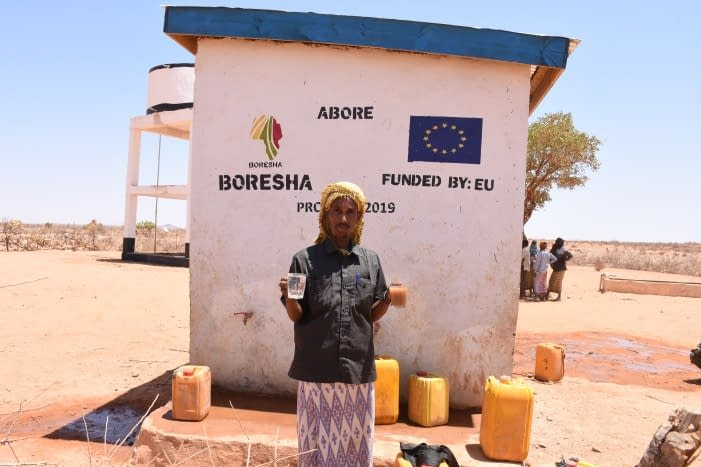 Building Opportunities for Resilience in the Horn of Africa (BORESHA)