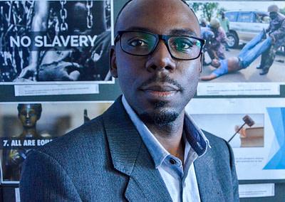 Fredrick Okado