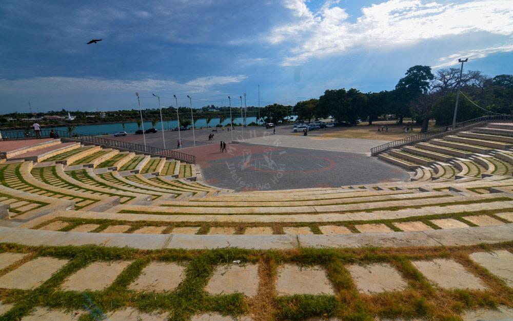 'Mama Ngina' Waterfront park.