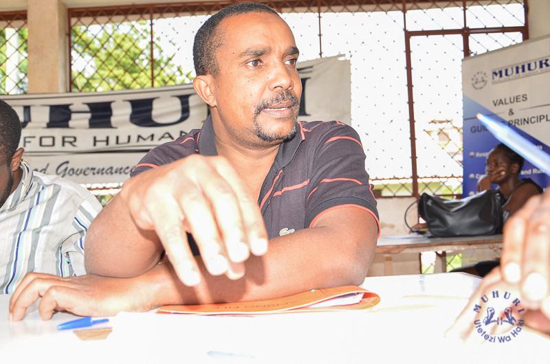 [PHOTOS] Malindi legal-aid clinic | MUHURI