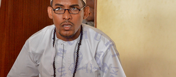 Malindi imam Said Omar