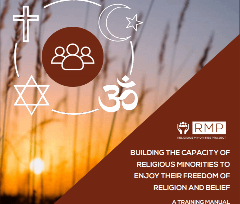 Training manual – Religious minorities in Kenya: Overcoming divides, respecting rights