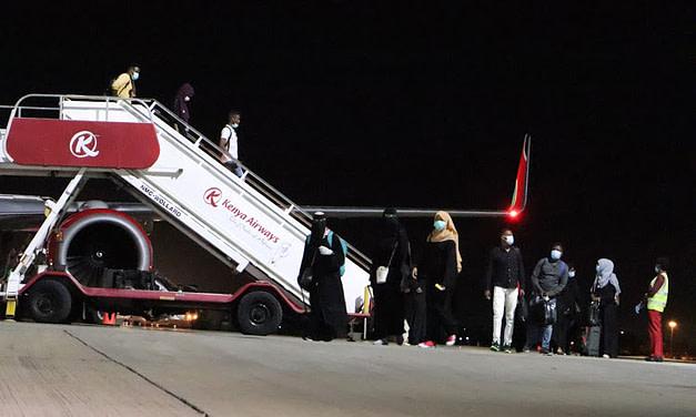 How Sh11.5 million was used to repatriate Kenyan students in Sudan