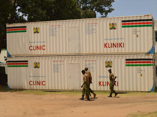 Okoa Mombasa seeks documents related to Government's botched portable clinics deal