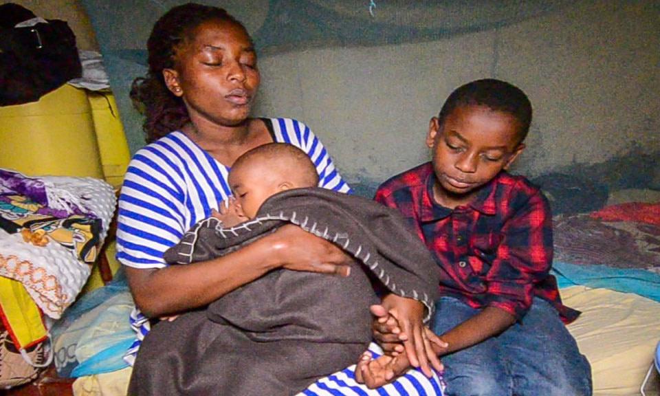 [VIDEO] Family of Ras Kamboni 7 detainee lives on the edge