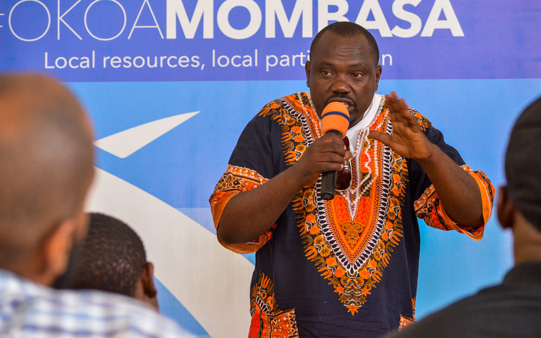 Okoa Mombasa: Changamwe residents want to control, benefit from local resources