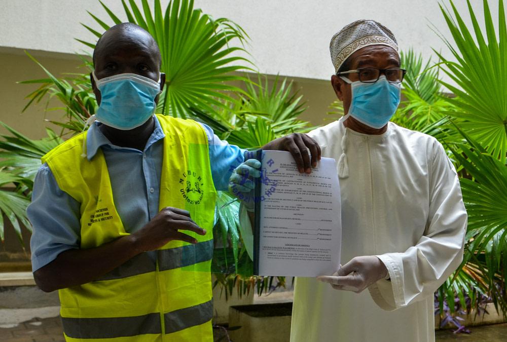 [VIDEO] MUHURI sues to scrap quarantine cost