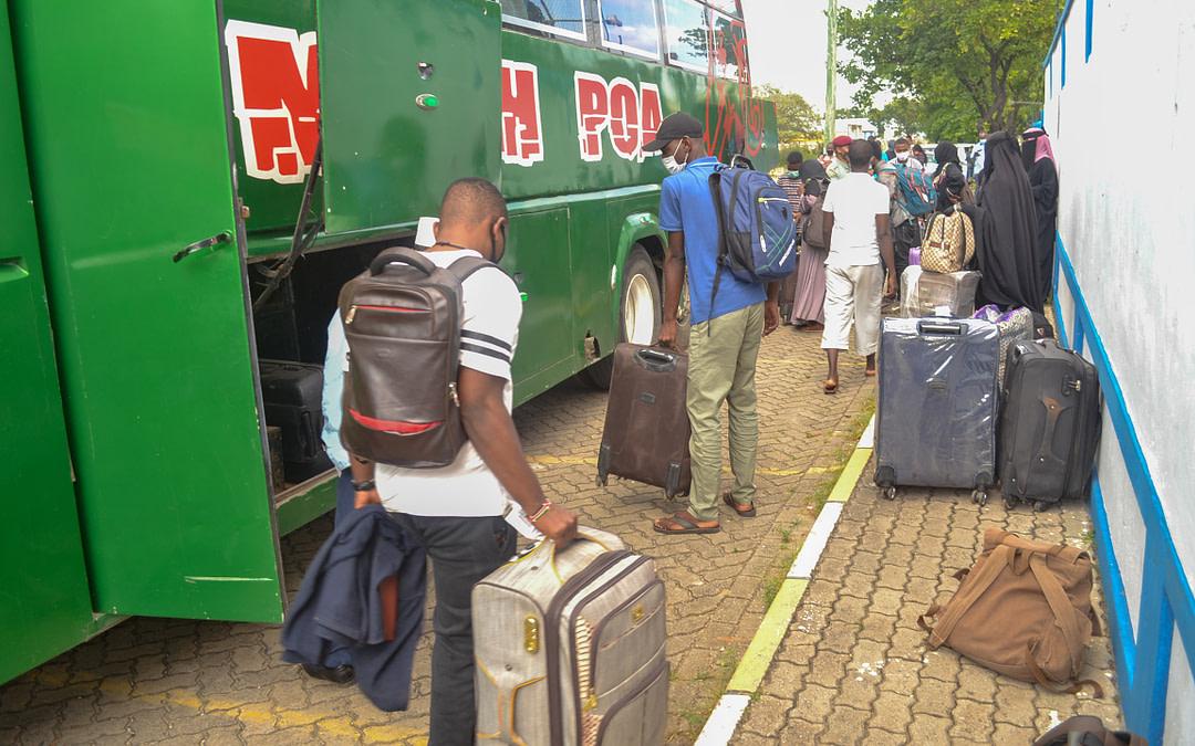 Stranded by coronavirus: MUHURI helps repatriate 91 students in Sudan