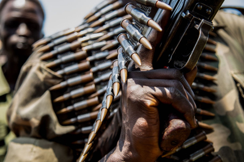 UN extends arms embargo on South Sudan after activists' global campaign
