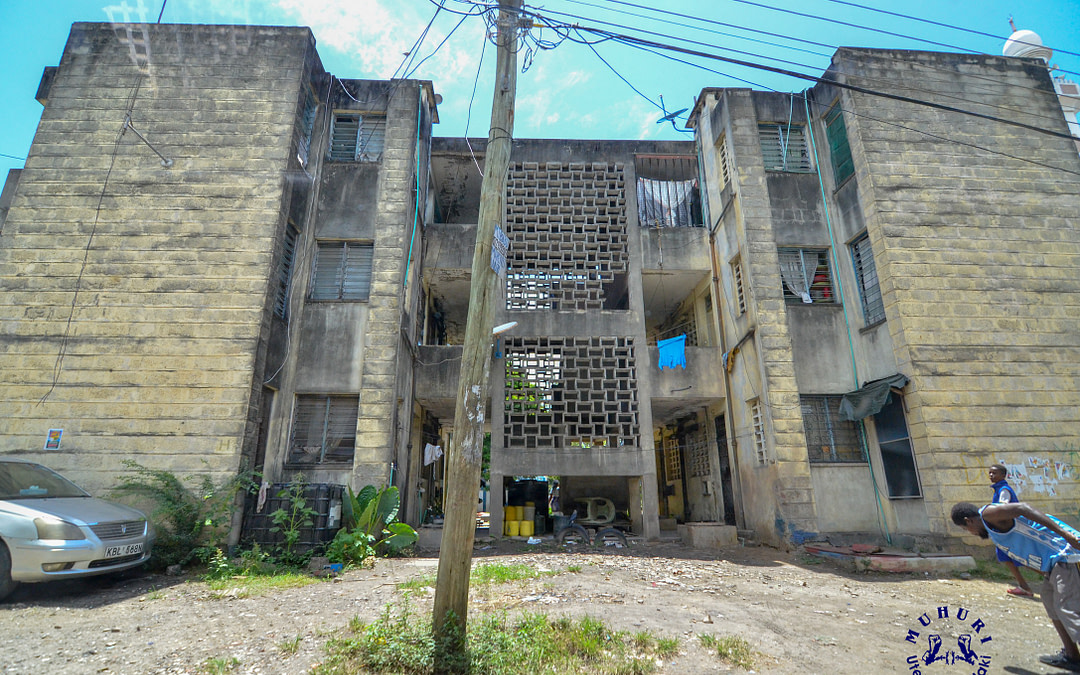 Assessment Report on Mombasa Urban Renewal and