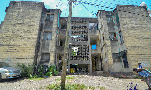 Assessment Report on Mombasa Urban Renewal and Redevelopment of Old Estates Project; Focus on Buxton