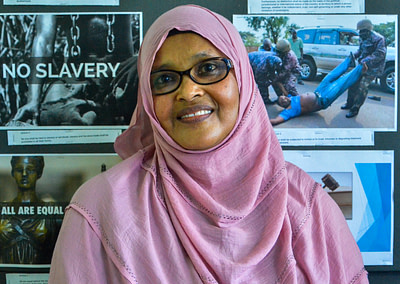 Nuria Abdullahi