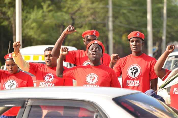 Kenya Tuitakayo Movement launched in Mombasa