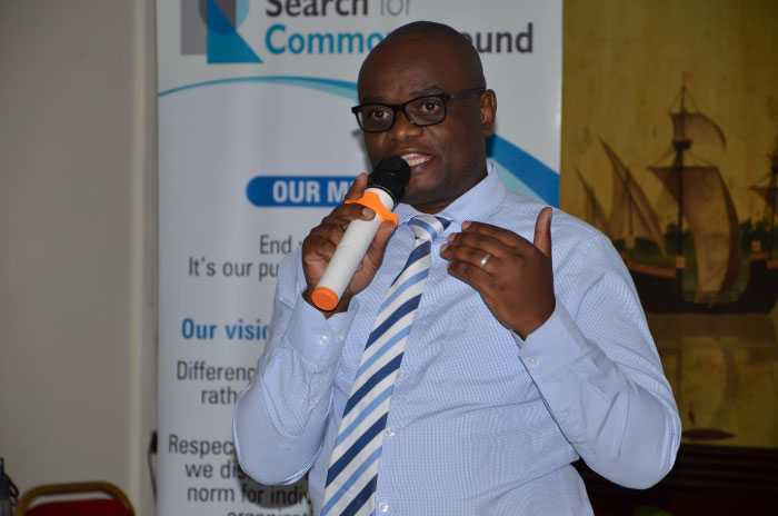Justice for Peace: Biannual CUC meeting held in Mombasa