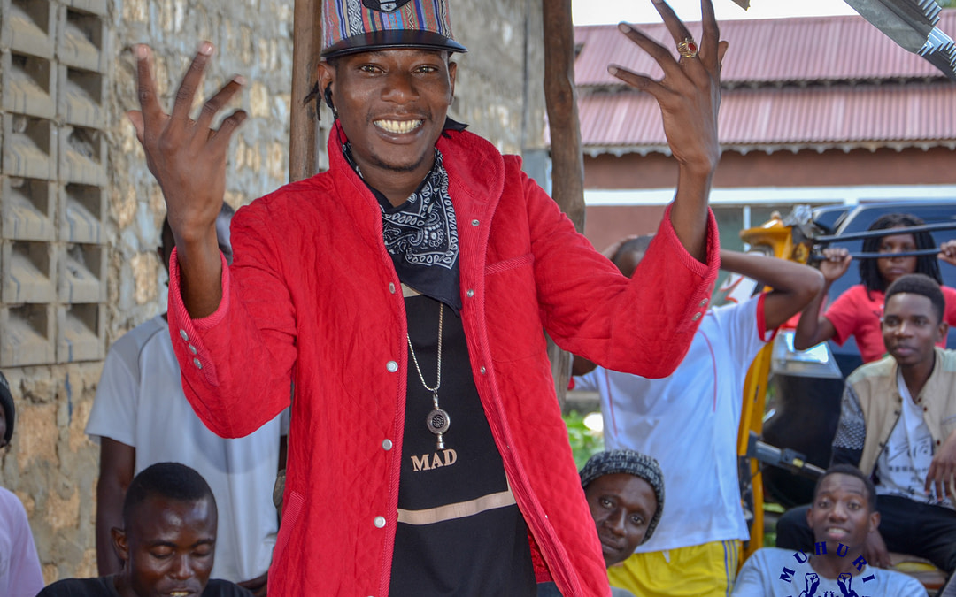 [VIDEO] Malindi youth raps to end violent crimes
